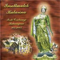 CD Cover 'Inselmulek Katarina' - 2005