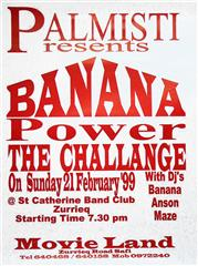 1999 - Banana Power - The Challenge