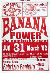 Banana Power - The Unmissable Event - 2002